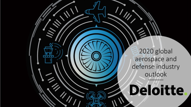 Sharing in Growth experts Deloitte 2020 aerospace forecast