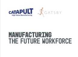 How to develop a UK manufacturing workforce fit for the future