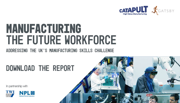Sharing in Growth partners HVM Catapult calls for skills collaboration
