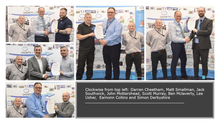 SiG Lighthouse Team Leader Academy success