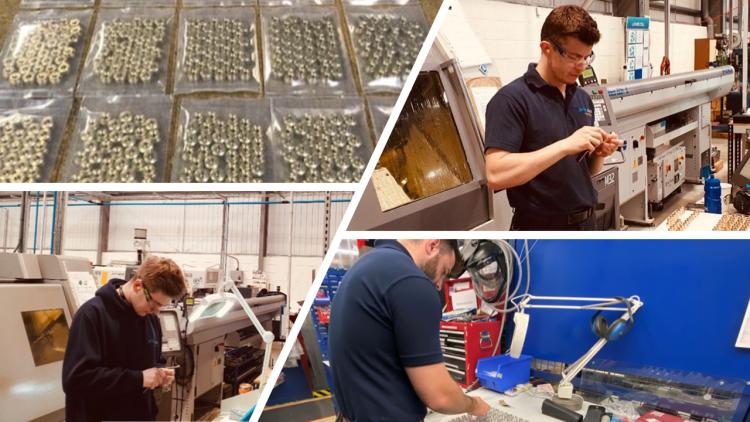 Rising to the challenge - Martin Aerospace, Produmax, SL Engineering, Produmax
